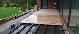 decking -  Lithuania - Fissabile A Terra